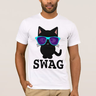 SWAG, Funny Cat T-shirts