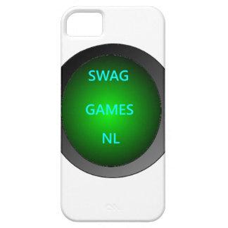 Swag Games Netherlands Telefoonhoesje iPhone 5 Covers