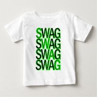 Swag - Green Tee Shirts