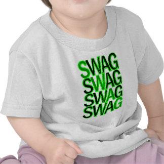 Swag - Green Tshirt