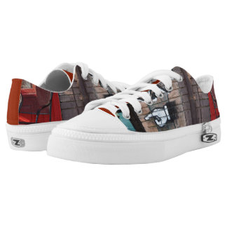 Swag, Lit, Mad Flick - Urban Vibe low Top Shoes