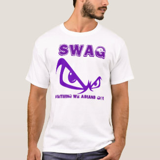 SWAG Purple T-Shirt