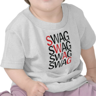 Swag - Red Tees