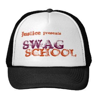 SWAG, SCHOOL, Justice, presents Trucker Hat