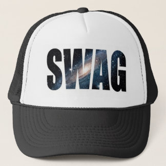SWAG Snapback Trucker Hat