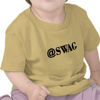 SWAG SWAGG Funny Trendy Quote Cool Baby s Tee