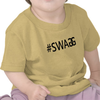 SWAG SWAGG Funny Trendy Quotes Cool Baby s Tee