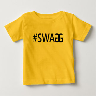 #SWAG / SWAGG Funny Trendy Quotes, Cool Baby's Tee