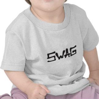 Swag Tag - Black Shirt