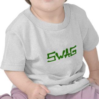 Swag Tag - Green Tees