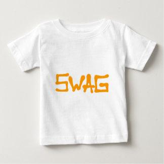 Swag Tag - Orange Tshirt