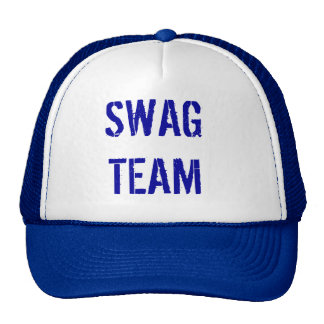 SWAG TEAM TRUCKER HAT