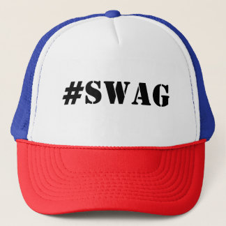 #Swag Trucker Hat