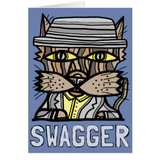 """Swagger"" Notecard"