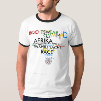 SWAHILI YACTH RACE T-Shirt