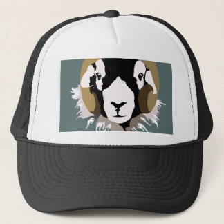 Swaledale Sheep Trucker Hat