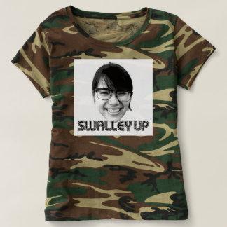 Swalley Up Camo Shirt