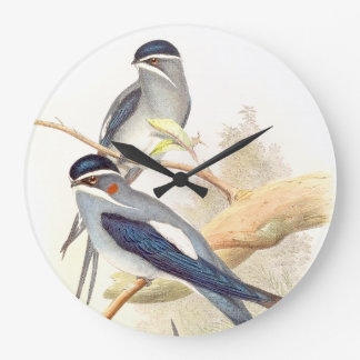 Swallow Birds Wildlife Animals Wallclocks