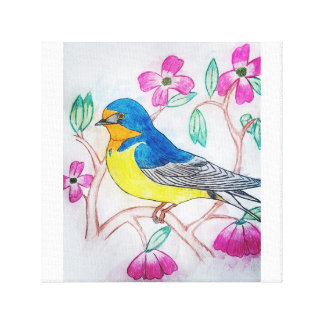 Swallow Canvas