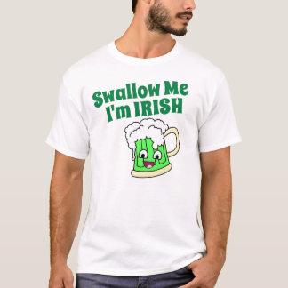 Swallow Me, I'm Irish T-Shirt