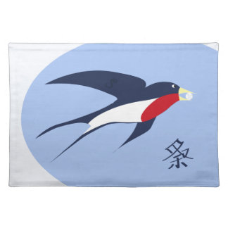 swallow place mats