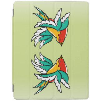 Swallow Sailors Tattoo iPad Cover