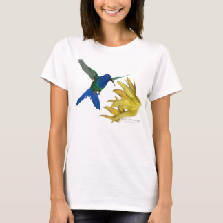 Swallow-tailed Hummingbird T-Shirt