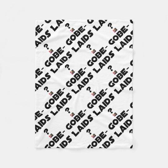 Swallow-ugly?! - Word games - François City Fleece Blanket