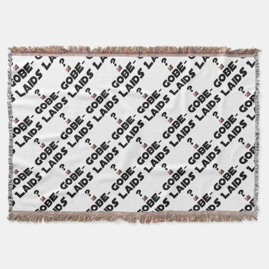 Swallow-ugly?! - Word games - François City Throw Blanket