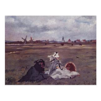 Swallows - Edouard Manet Postcard