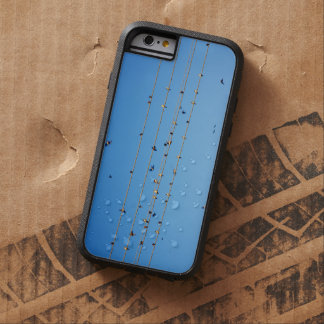 Swallows on wire tough xtreme iPhone 6 case