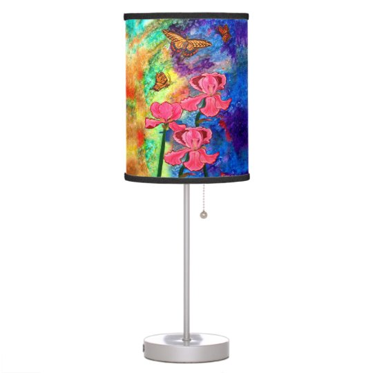 Swallowtail Attraction Desk Lamps