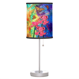 Swallowtail Attraction Table Lamp