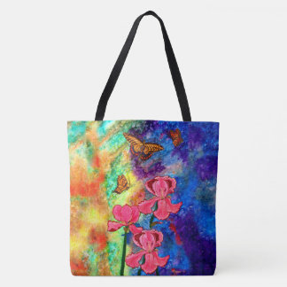 Swallowtail Attraction Tote