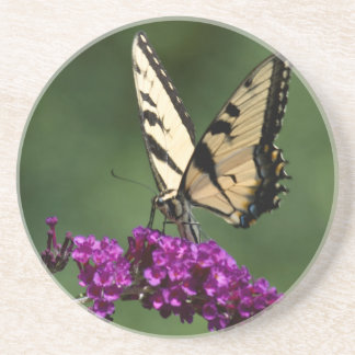 Swallowtail Butterfly Drink Coasters