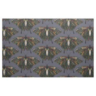 swallowtail butterfly dusk fabric