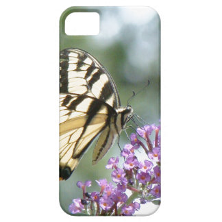 Swallowtail Butterfly Flowers Floral Wildlife iPhone 5 Cover