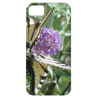 Swallowtail Butterfly Flowers Floral Wildlife iPhone 5 Covers