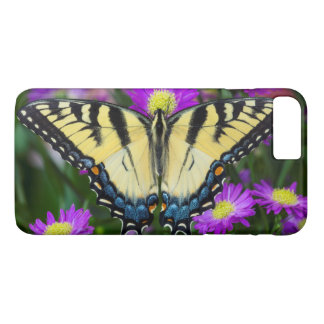 Swallowtail Butterfly on daisy iPhone 8 Plus/7 Plus Case