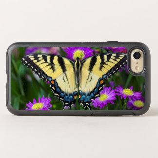 Swallowtail Butterfly on daisy OtterBox Symmetry iPhone 8/7 Case