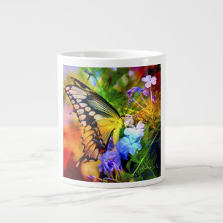 Swallowtail Delight JUMBO 20 oz coffee mug