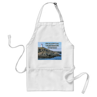 Swallowtail Lighthouse Grand Manan N.B. Apron