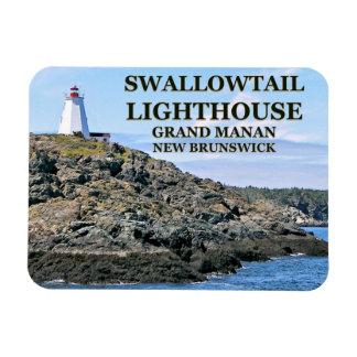 Swallowtail Lighthouse Grand Manan N.B. Magnet