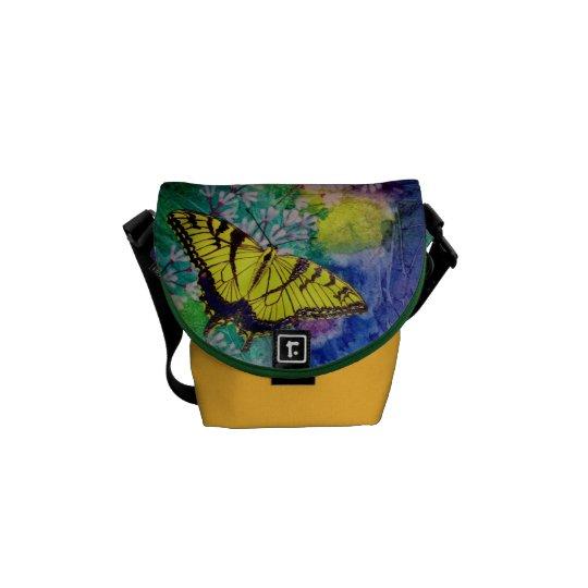 Swallowtail Mini Messenger Bag