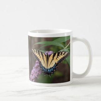 Swallowtail on a Butterfly Bush Mug