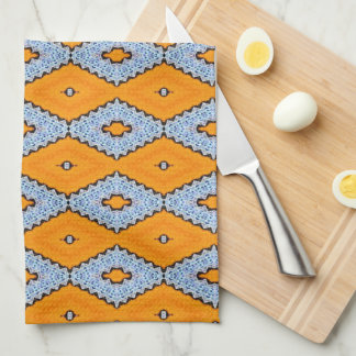 Swallowtail Pattern Kitchen Towel