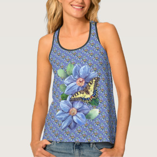 Swallowtail Women's All-Over Print Tank Top