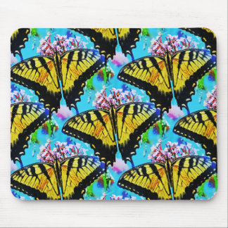 Swallowtails Galore.... Mouse Pad