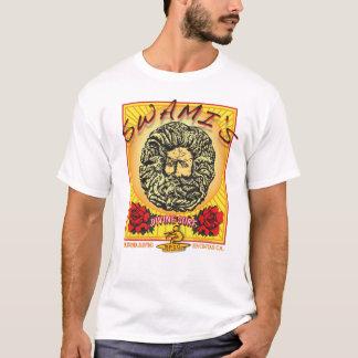 SWAMI'S ENCINITAS CALIFORNIA SURFING T-Shirt