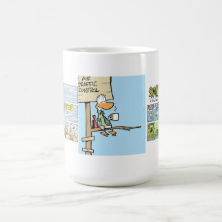Swamp Air Traffic Control Coffee Coffee Mug